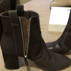 LAURENCE DACADE - Paris — Leather Booties EU 37